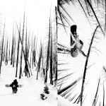 Snowboarding-Gigi-Ruf-Trees-by-Vernon-Deck