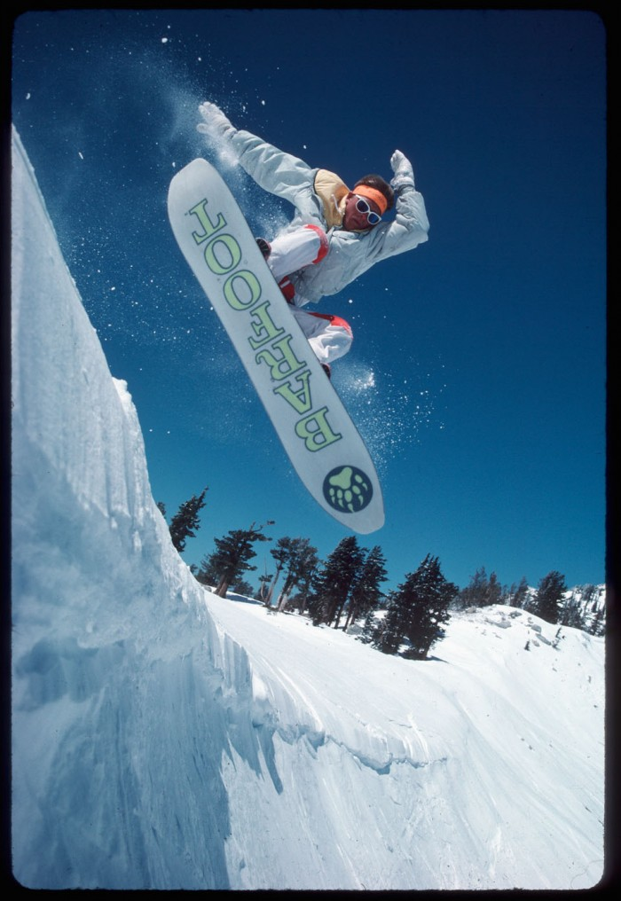 Snowboard-Photo-Bill-Olsen-1988-by-Bud-Fawcett