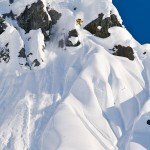 Snowboard-Photo-Nicolas-Muller-Drop-in-Haines-Alaska-by-Oli-Gagnon