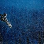 Snowboard-Photo-Antti-Autti-Blue-Trees-by-Teemu-Lahtinen
