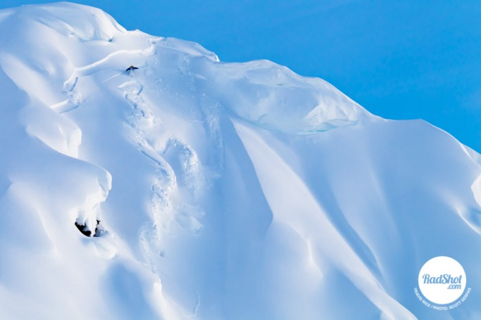 Snowboard-Photo-Travis-Rice-Avalanche-Revelstoke-Canada-by-Scott-Serfas