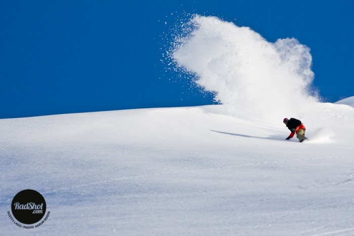 Snowboard-Photo-Scotty-Lago-Powder-Spray-Alaska-by-Aaron-Dodds
