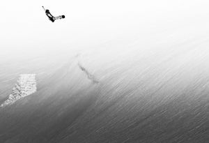 First Hit / by Howzee - Rider: Fredrik Evensen