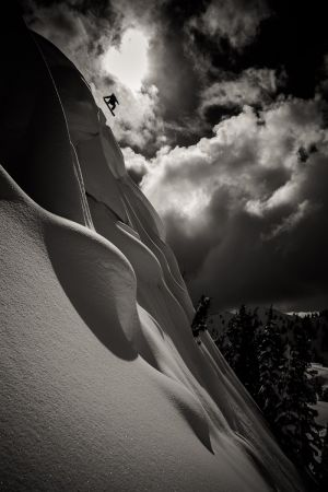 Cliff Clouds / by Geoff Andruik - Rider: Kale Stephens