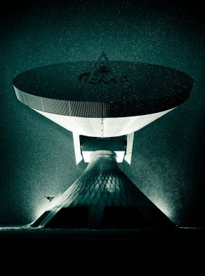 Red Bull Illume Winner - Satellite Dish / by Lorenz Holder